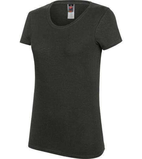 Foto von Arbeits T-Shirt Job+ Damen anthrazit
