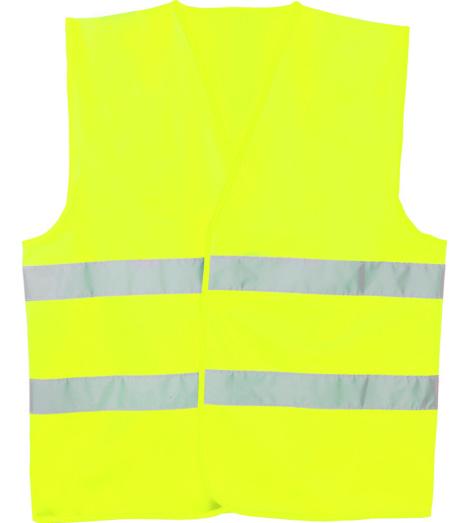 Photo de Gilet de travail haute visibilité EN 20471 2.1 Würth MODYF jaune
