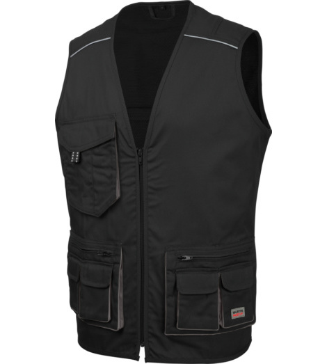 Photo de Gilet de travail Starline Würth MODYF noir