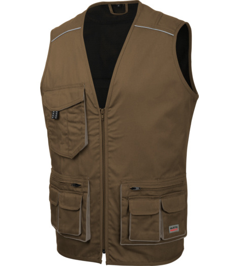 Photo de Gilet de travail Starline Würth MODYF olive