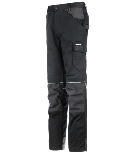 Photo de Pantalon de travail Caterpillar Skilled Ops 1810002 noir