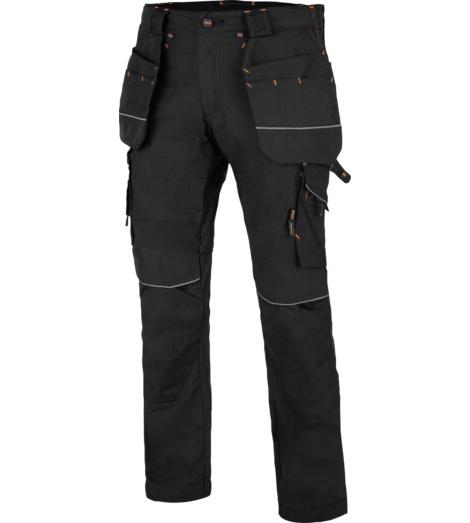 Photo de Pantalon de travail Interax poches Holster Timberland Pro noir