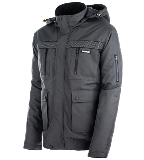 Photo de Blouson Bomber Caterpillar Instigator 1310027 noir