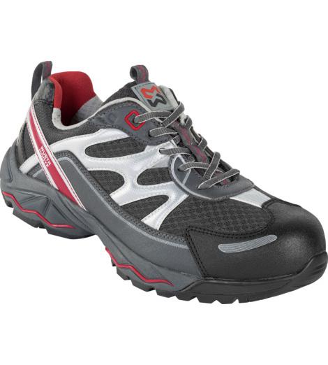 Photo de Chaussures de Sécurité basses Run S1P SRA Gris