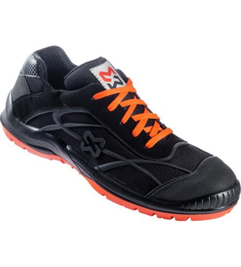 Photo de Chaussures de sécurité S1P Net basses Würth MODYF noires