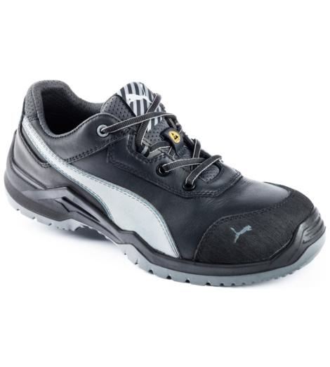 Photo de Chaussures de sécurité basses S3 ESD Puma Technics noir