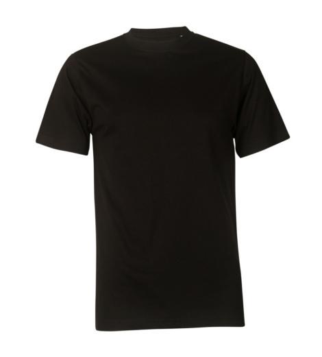 Foto von Arbeits T-Shirt Basic schwarz