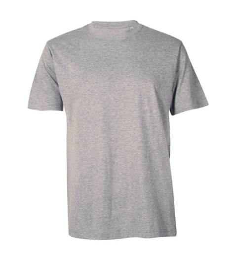 Foto von Modyf T-Shirt Basic Grau