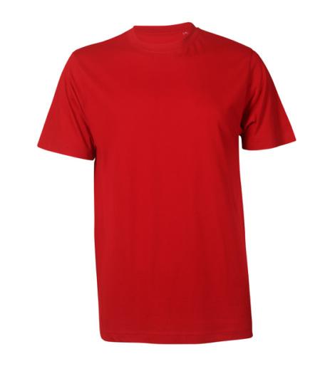 Foto von T-Shirt Basic Rot