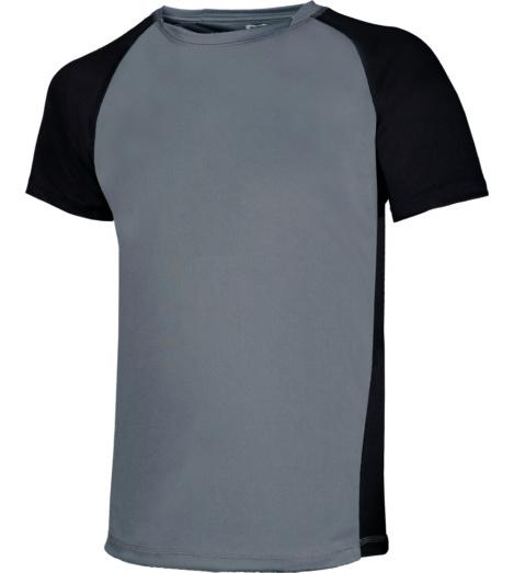 Foto de Camiseta Dry-Tech Gris/Negro