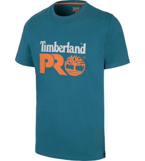 Photo de Tee-shirt de travail Core Timberland Pro bleu