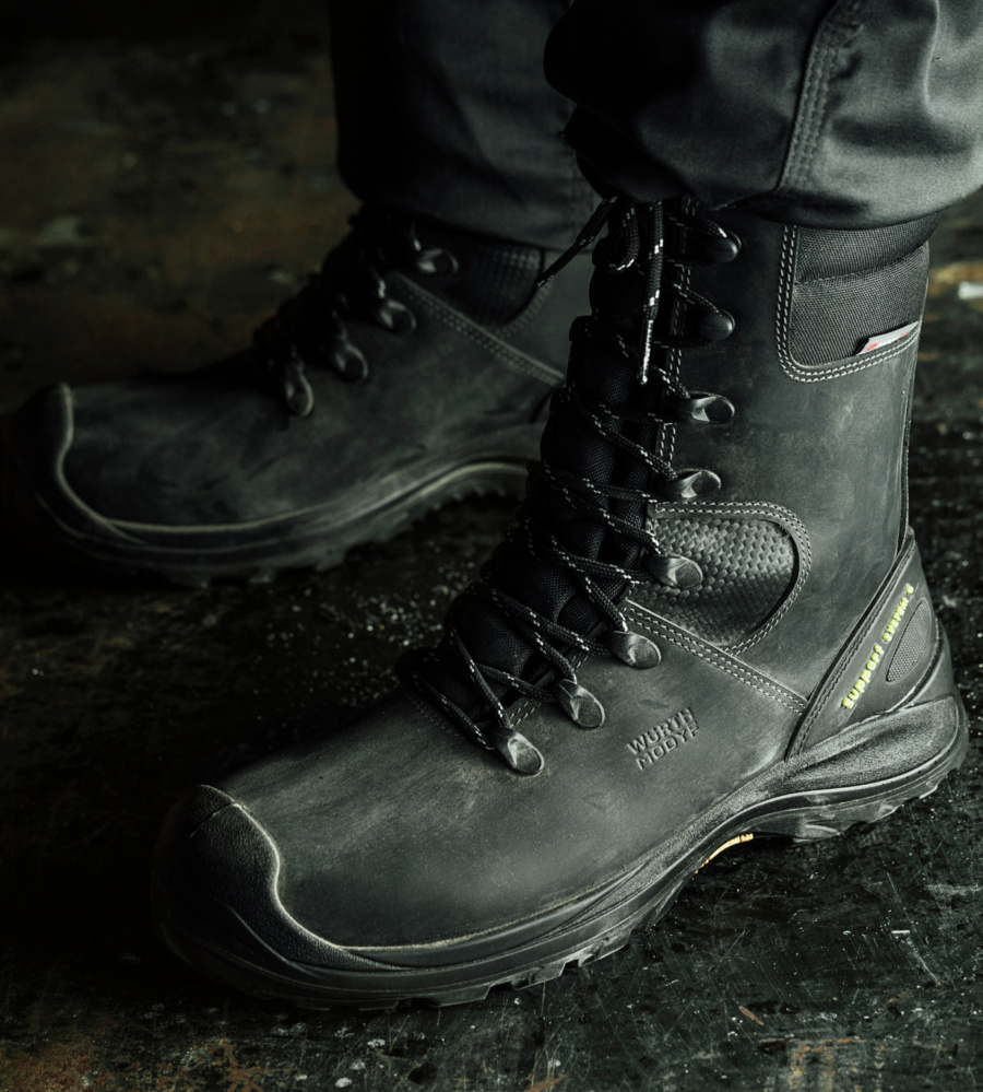 Sicherheitsschuhe für hohen Temperaturen - Safety Shoes Today