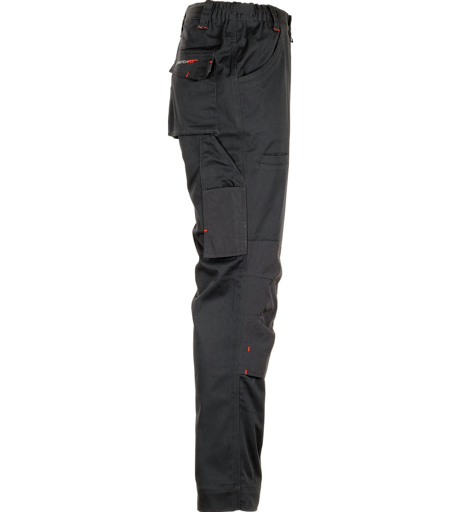 4efafc0b8160e foto di Pantalone da lavoro invernale Stretchfit HR ...