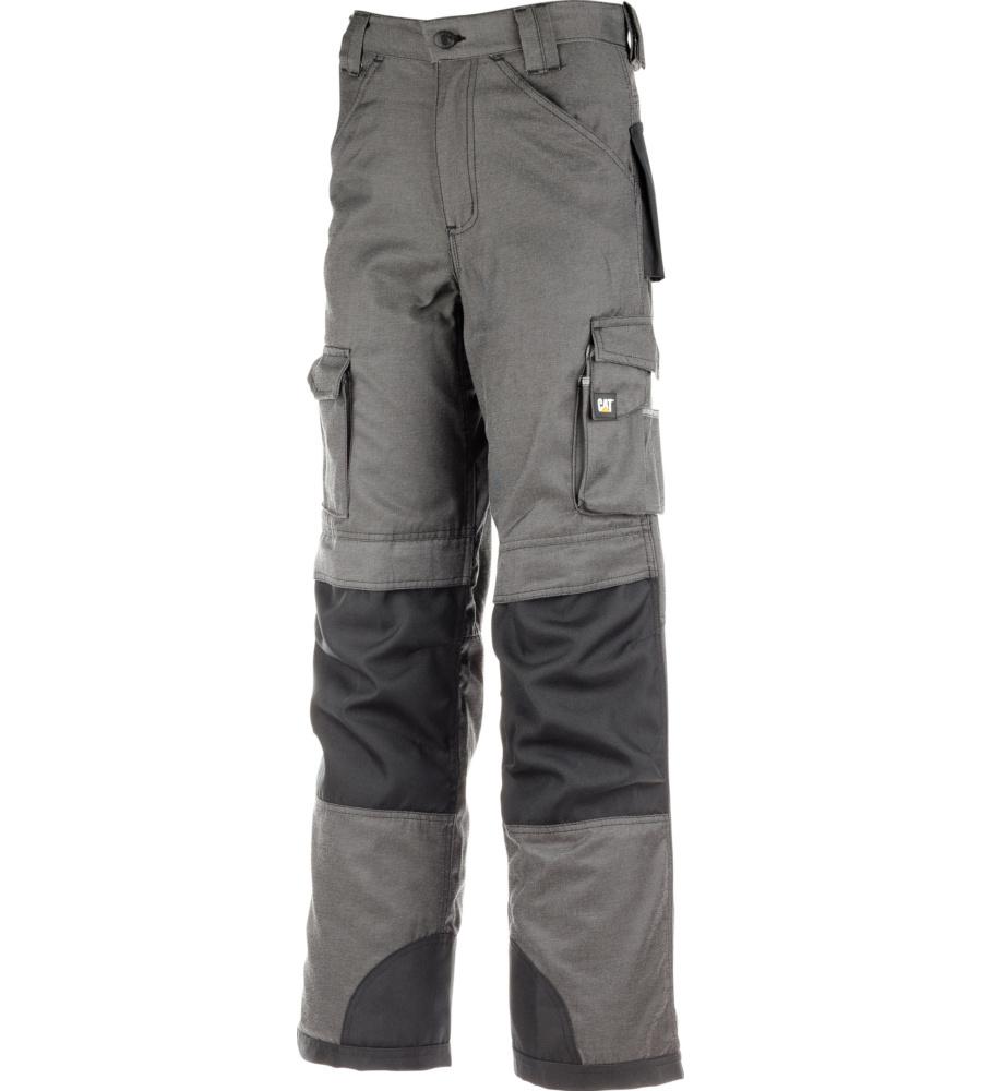 pantalon de travail caterpillar avec poche m tre 1811038 w rth modyf. Black Bedroom Furniture Sets. Home Design Ideas