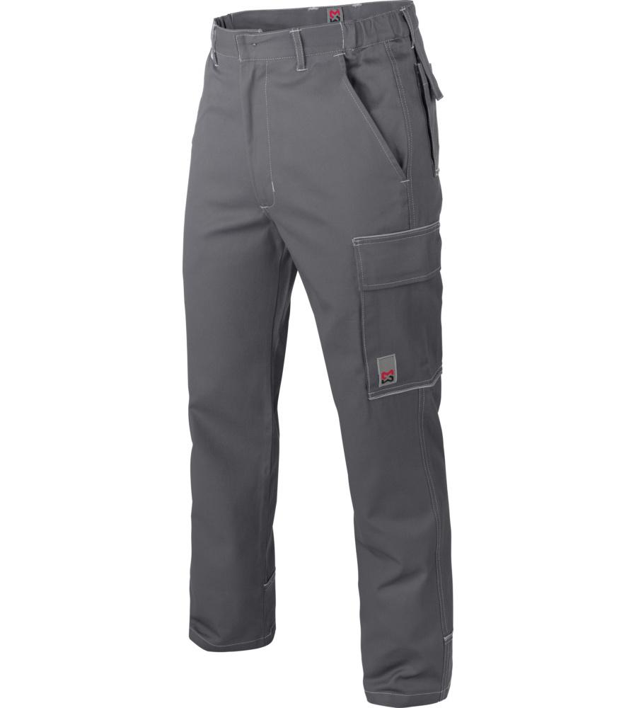 Modyf Arbeitshose Basic grau - Gr. 94 M003170094090 1