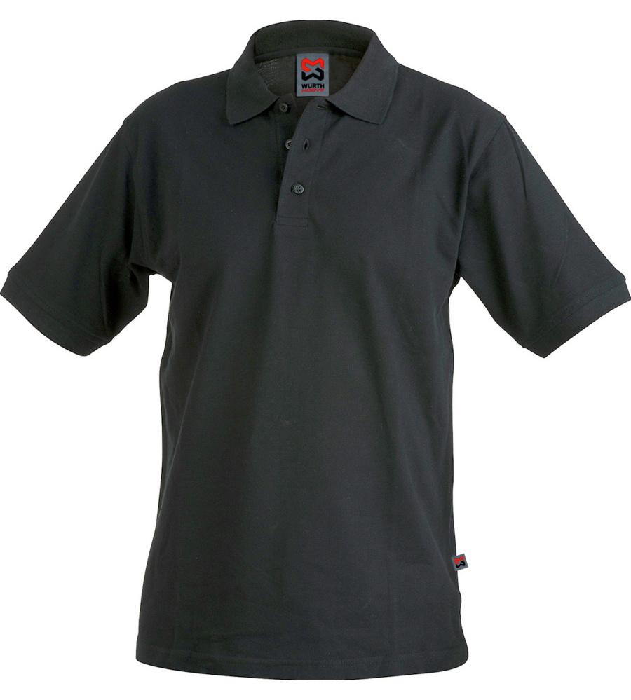 polo shirt schwarz bedrucken besticken lassen shop modyf. Black Bedroom Furniture Sets. Home Design Ideas