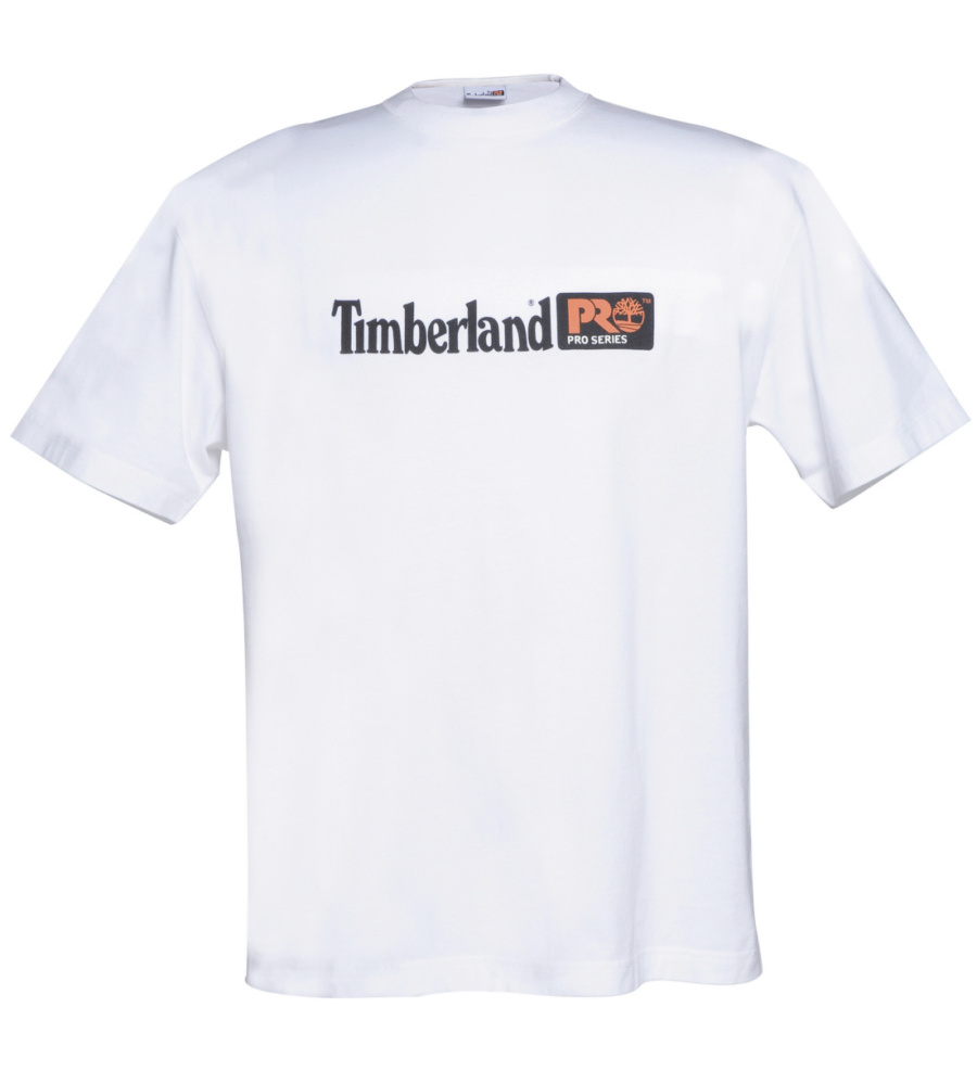 Timberland Pro Series Herren T-Shirt Timberland Pro® Weiß - Gr. S M246001000090 1
