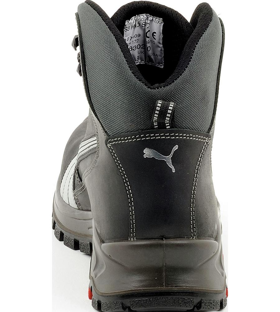 Chaussures de s curit montantes puma scuff caps w rth modyf - Chaussure de securite blanche ...