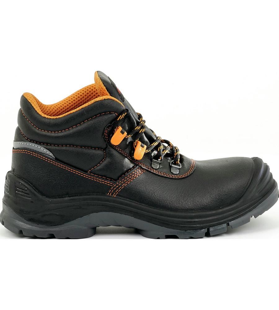 Chaussures De Travail À Haut Modyf Le Noir Src De Enduro Ow3TN