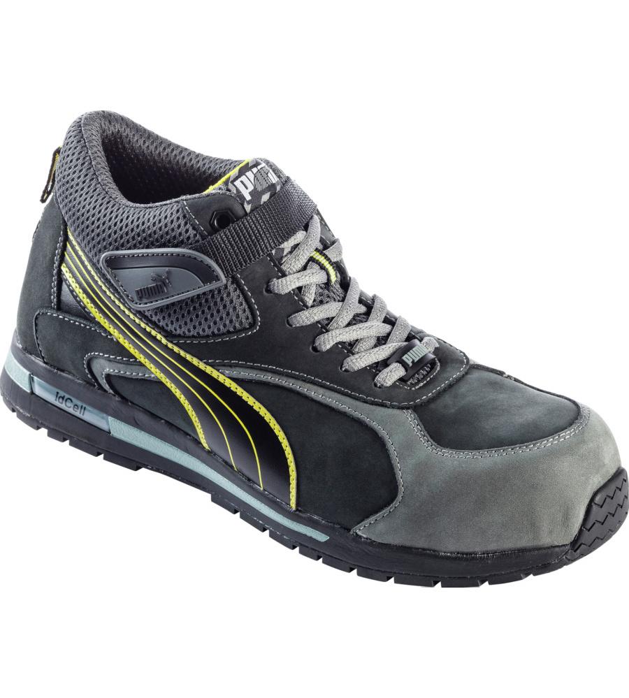 Chaussures de s curit montantes puma flare modyf - Chaussure securite puma ...
