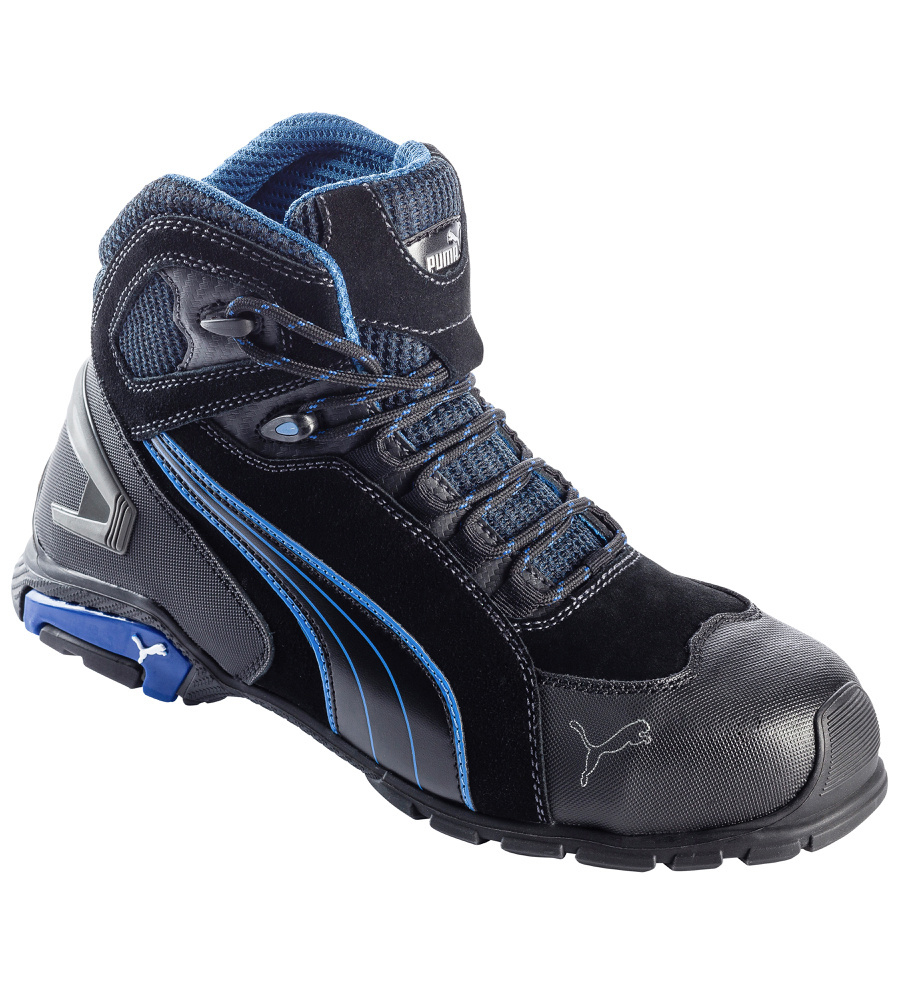 e26633e1a0bc21 Baskets De Sécurité Montantes Puma Safety Shoes amp; Bottines Sport Sport