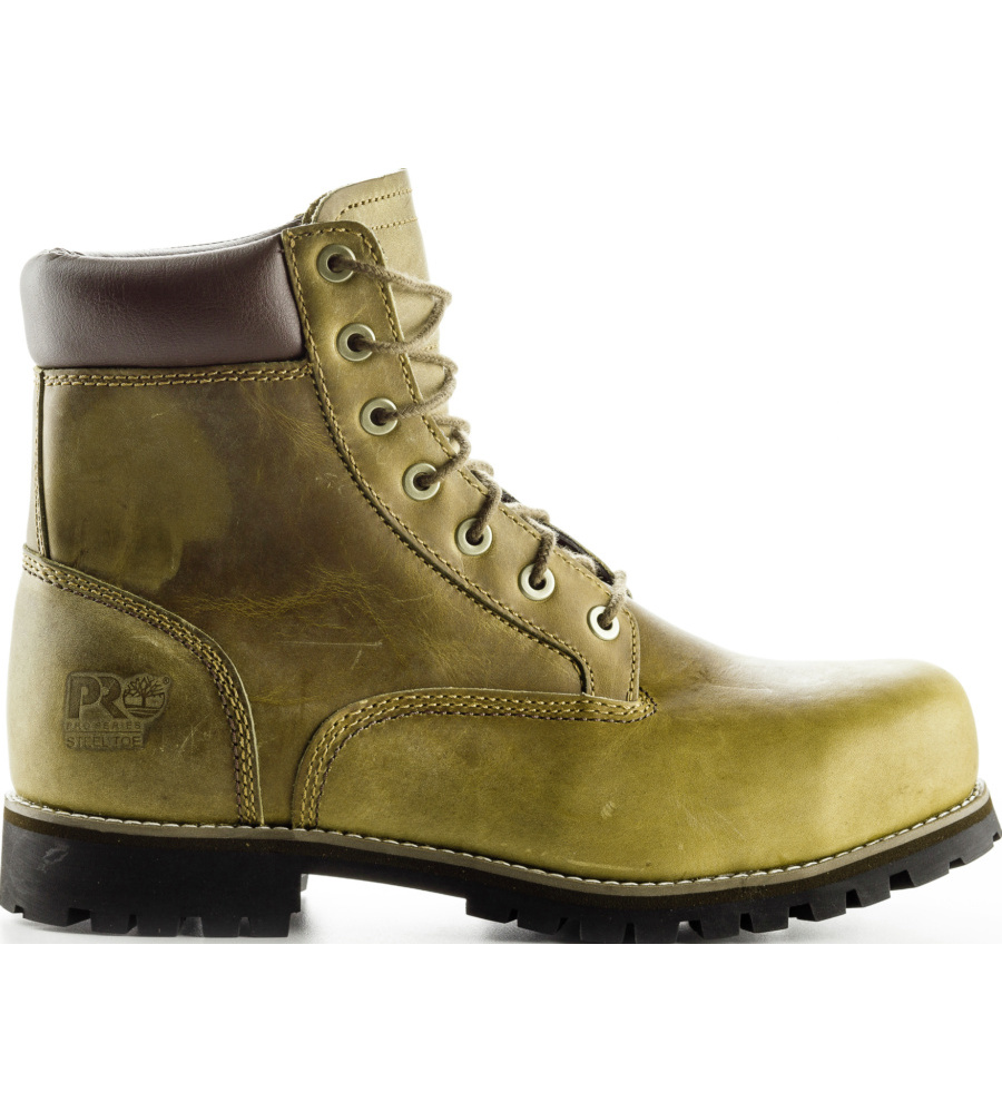 e3b2b239acacd5 ... Photo de Chaussures de sécurité Timberland Pro Eagle S3 SRC HRO brown  ...
