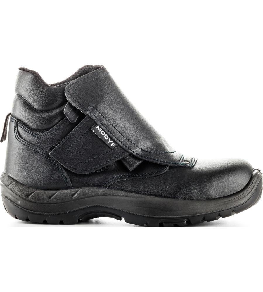 Chaussures De Travail Haute Modyf Soudeur Hro S3 Noir VC6Nf