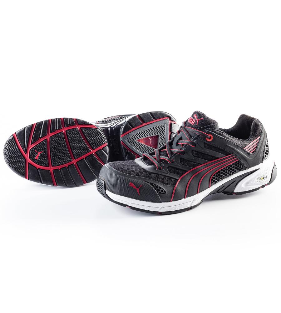 Fuse Red Puma Motion S1p De Hro Sra Chaussures Sécurité 35jLR4qA