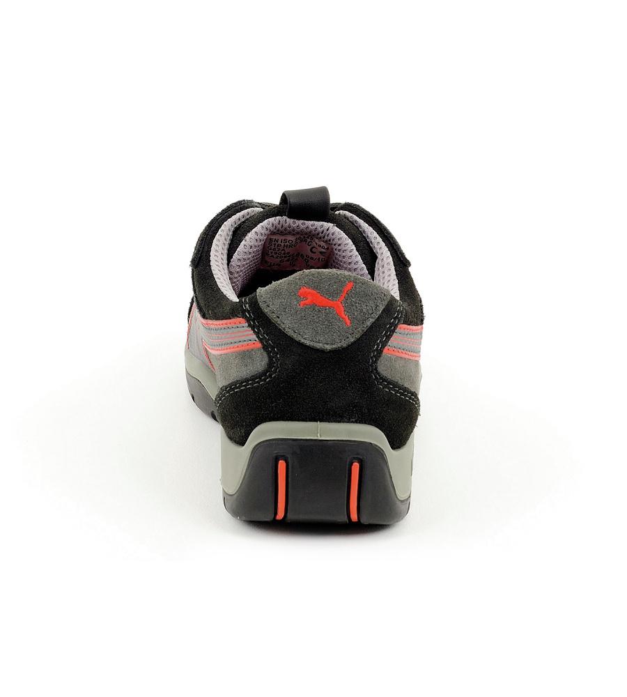 De Src Dakar S1p Hro Sécurité Noiresgrisesrouges Puma Chaussures jqSzGpMULV
