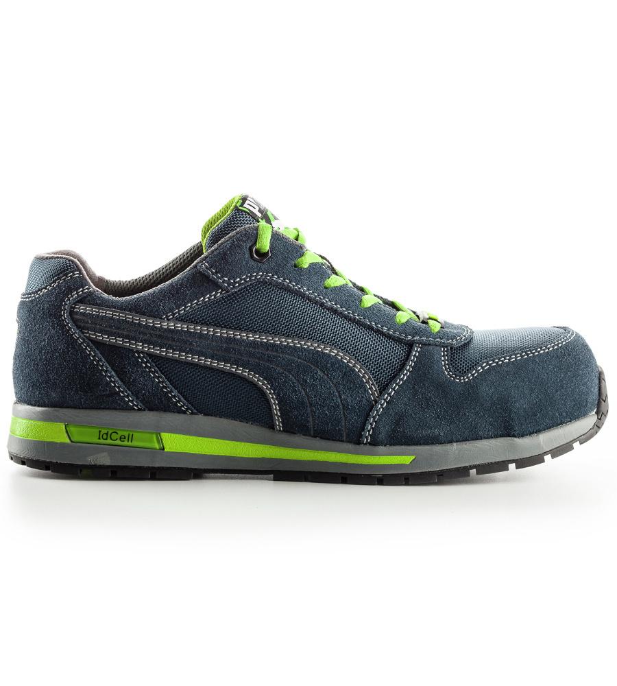 Bleues 0 Würth 304 Chaussures 64 De Airtwist Sécurité Puma Vertes wpnxqFR0