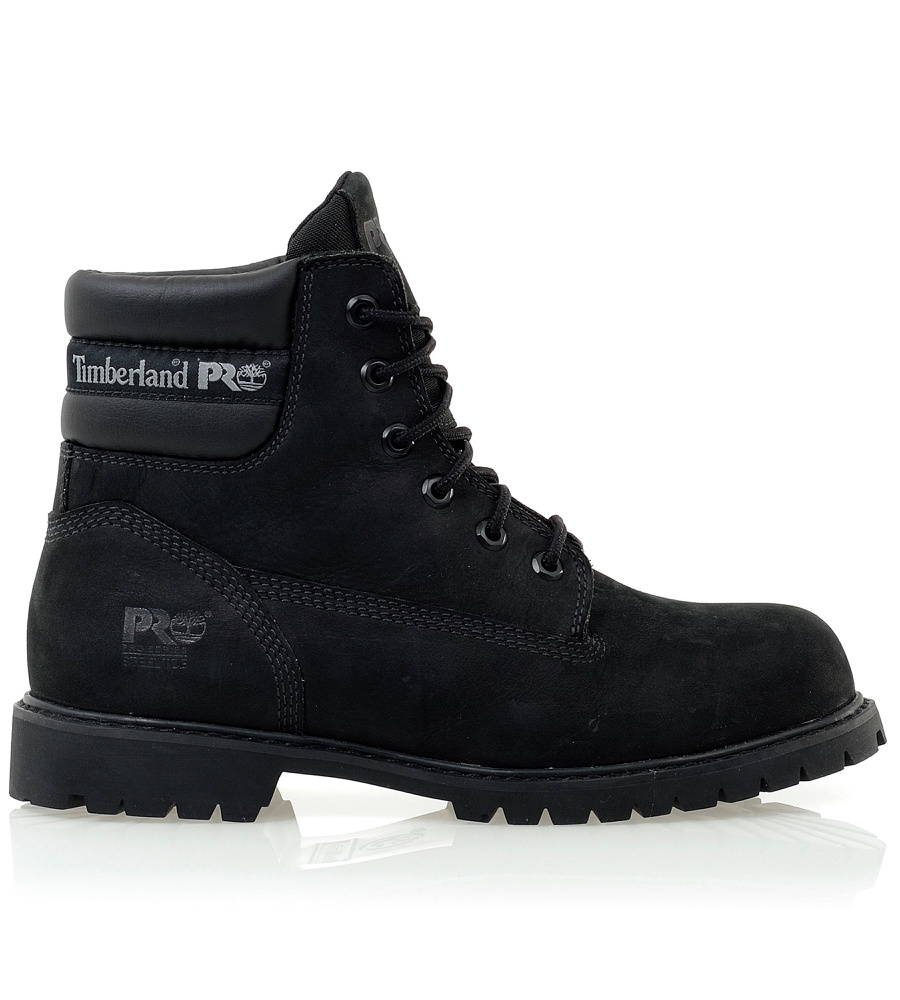 Photo de Chaussures de sécurité Timberland Pro Traditional Wide S1P HRO SRA noires