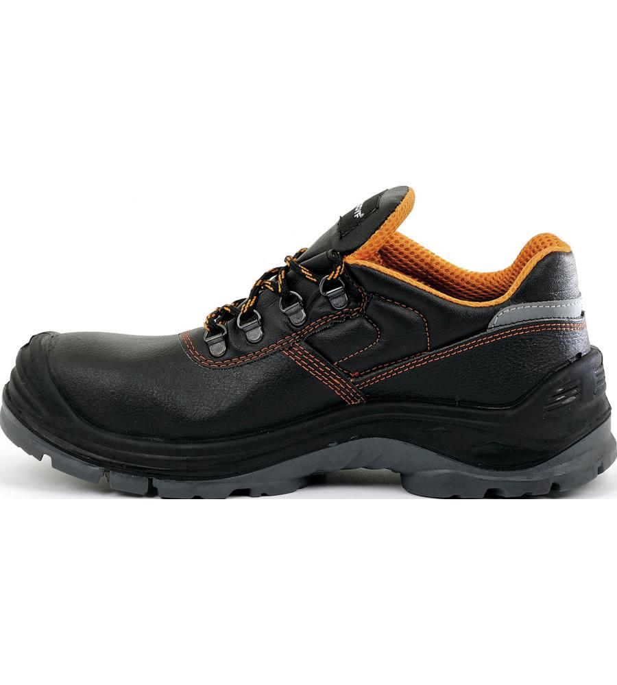 Zapato seguridad s3 enduro negro for Botas de seguridad s3