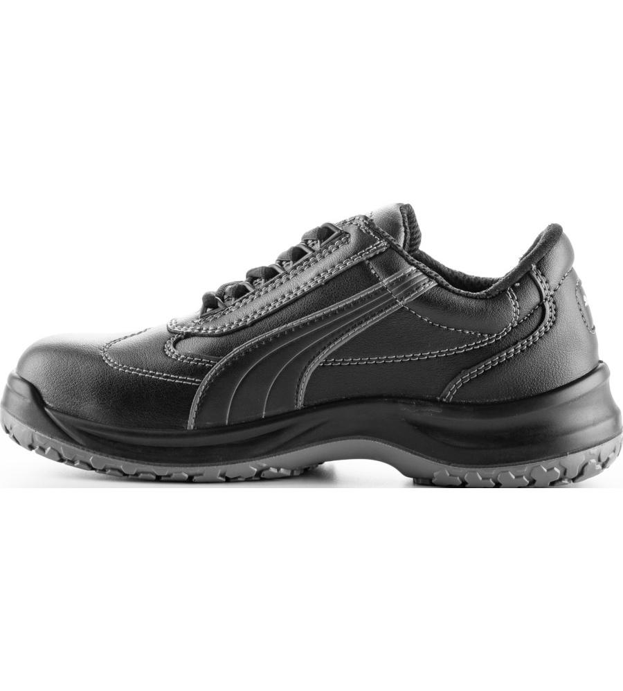Sécurité Puma Noires Clarity De S3 Src Chaussures y7f6gb
