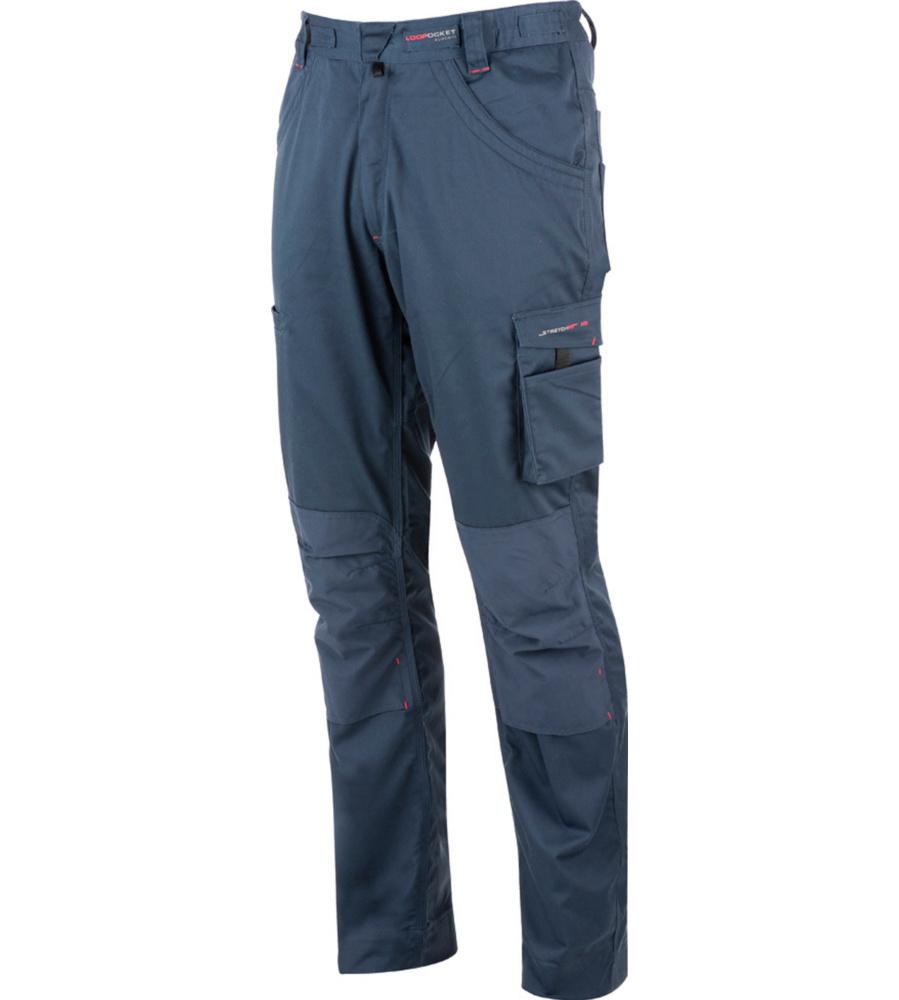 Modyf Arbeitshose Stretchfit HR blau - Gr. 3XL M303147005090 1