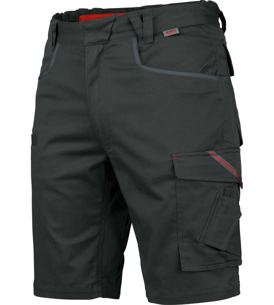 Bermuda De Travail Stretch X Würth Modyf Anthracite