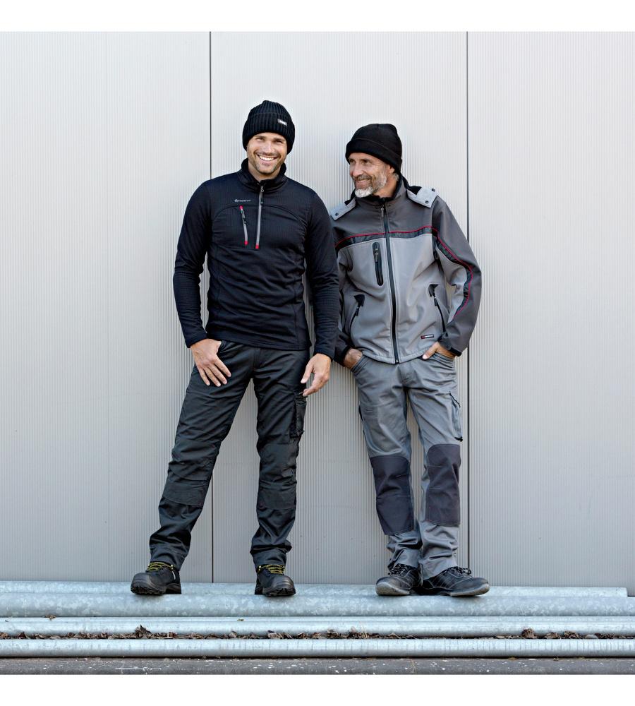 Pantalon de travail thermique avec doublure pour l 39 hiver - Doublure thermique au metre ...