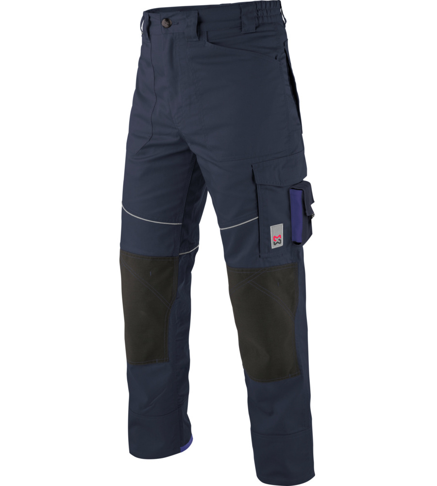 97c99670fe3e5 Pantalon de travail Starline Plus Würth MODYF marine