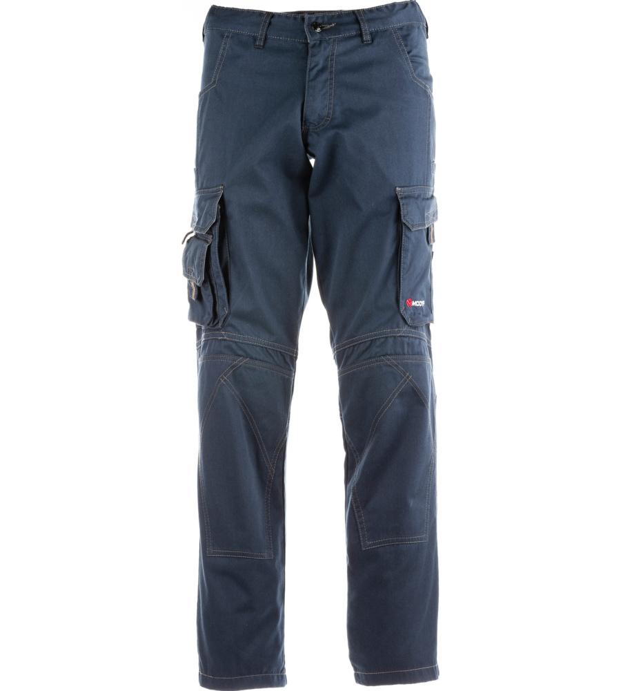 pantalon de travail confortable et r sistant bleu marine w rth modyf. Black Bedroom Furniture Sets. Home Design Ideas