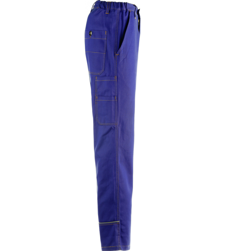 cf4d5935e812 Bundhose Basic royalblau