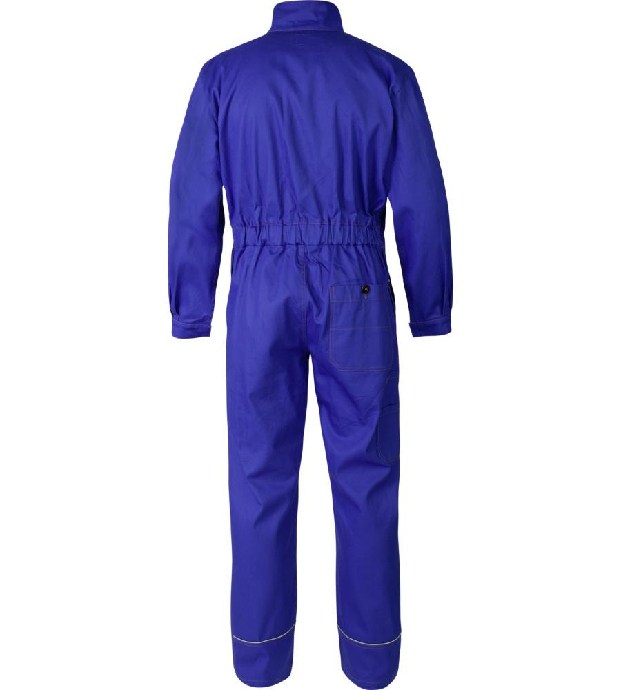... Arbeitsoverall royalblau für Kfz-Mechaniker, sehr bequem, aus  hochwertiger Baumwolle, klassischer Schnitt  Blauer Arbeitsoverall für  Handwerker ... df6097b469