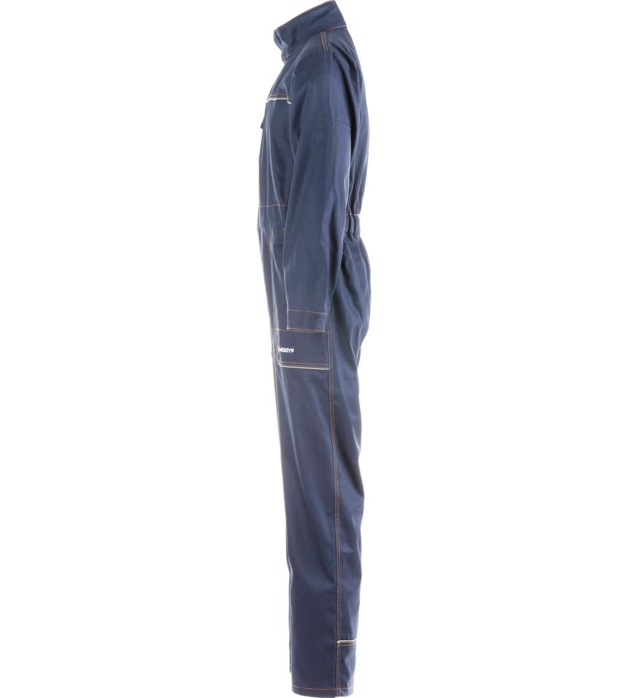 ... Blauer Arbeitsoverall für Handwerker, aus hochwertiger Baumwolle,  günstig undbequem  Overall marine für Elektroinstallateure, bequem, aus  Baumwolle, ... 439d03642a