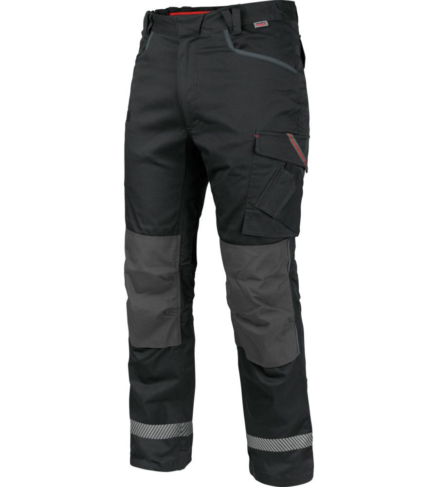 Pantalon De Travail Thermic Stretch X Würth Modyf Anthracite (photo)