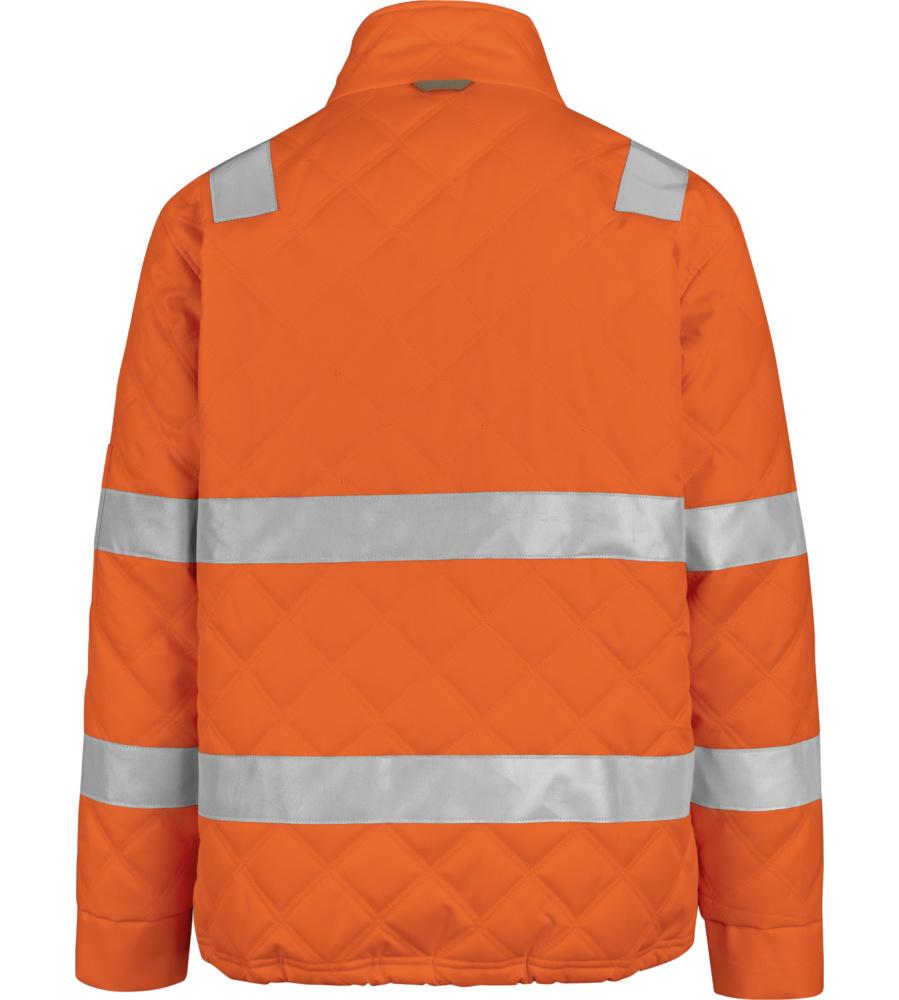 Business & Industrie Warnschutz Winter Parka 3in1 Neon En 20471 3 Orange Anthrazit