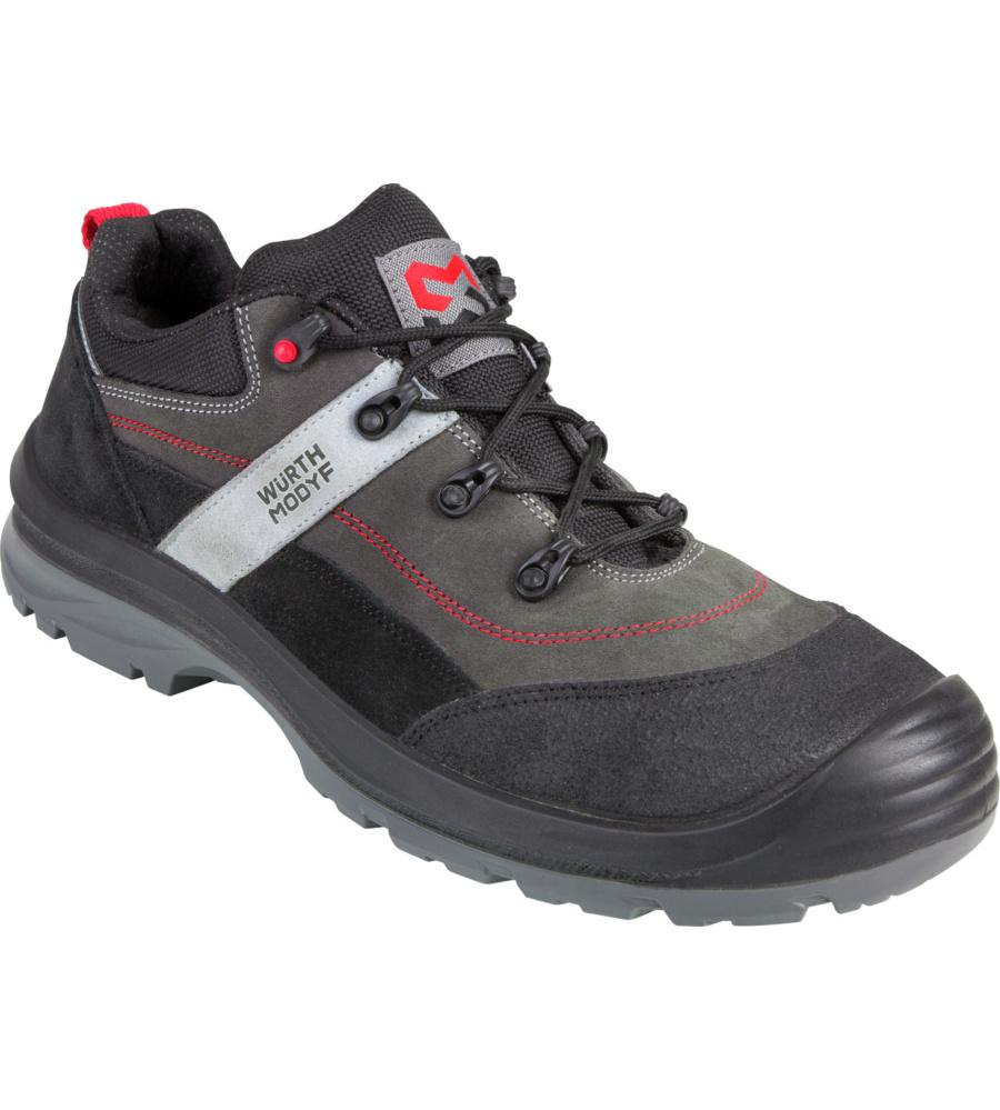 Chaussures De Sécurité Corvus S3 Würth Modyf Grises (photo)