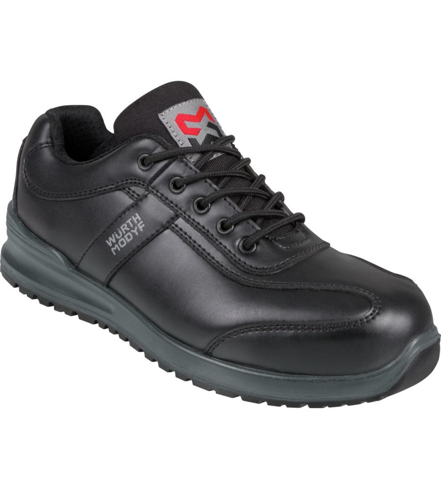 Chaussures De Sécurité Femmes Carina S3 Würth Modyf Noires (photo)