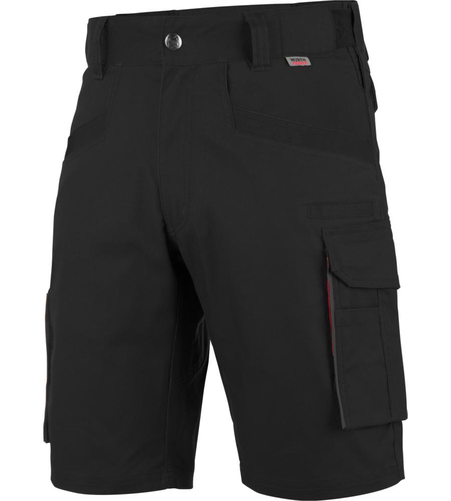 5191cd818142cb Robuste, reißfeste & praktische Bermuda für Handwerker in Schwarz