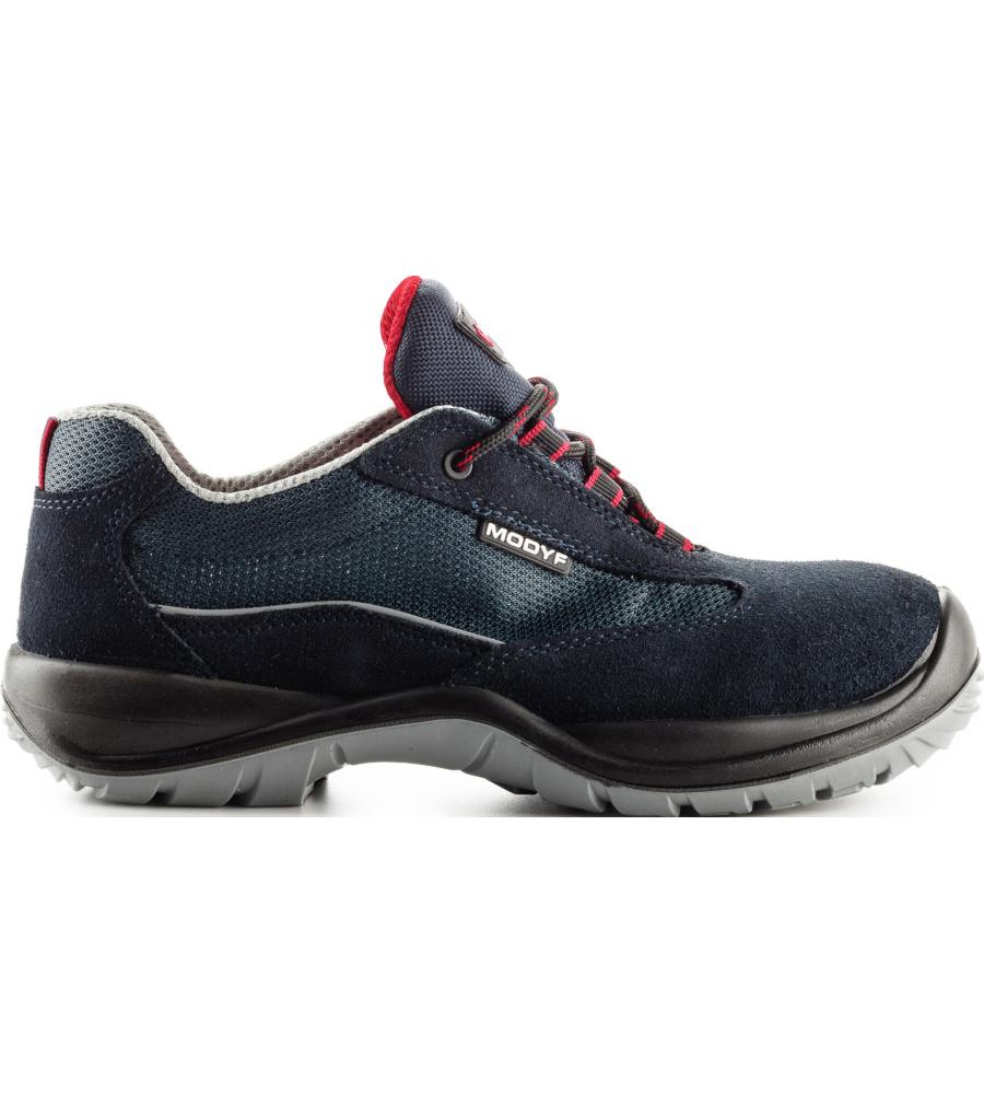 Chaussures De Travail Modyf S1p Lumière Ii Bleu aK1FyGhCjd