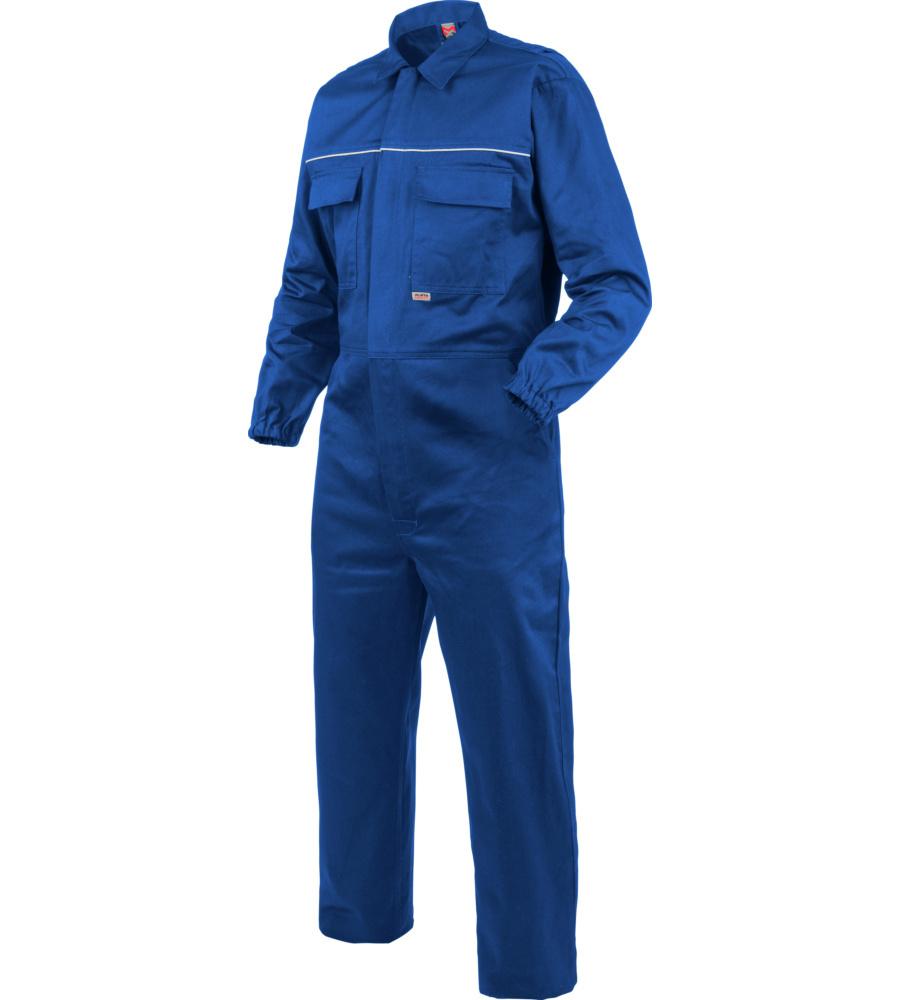 2632a7861c2 Buzo de trabajo Classic azul real