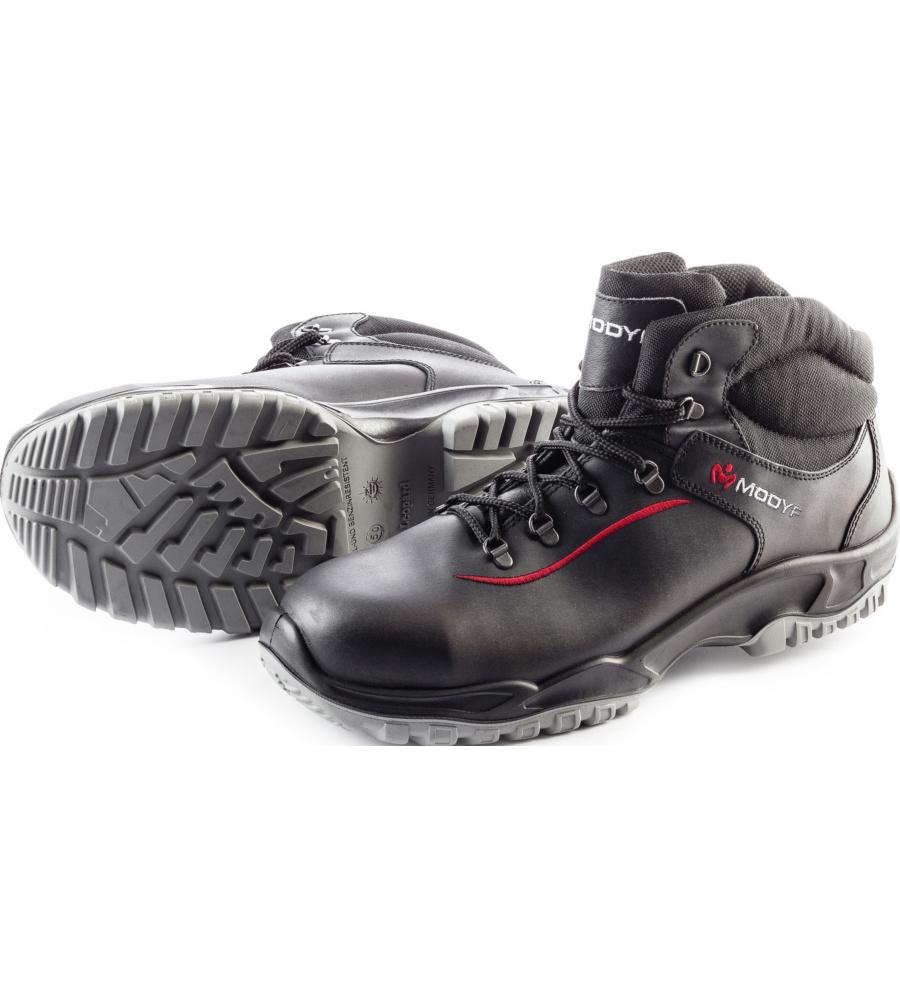 Chaussures De Travail Haute Modyf Oversize S3 Noir pROQwGHg
