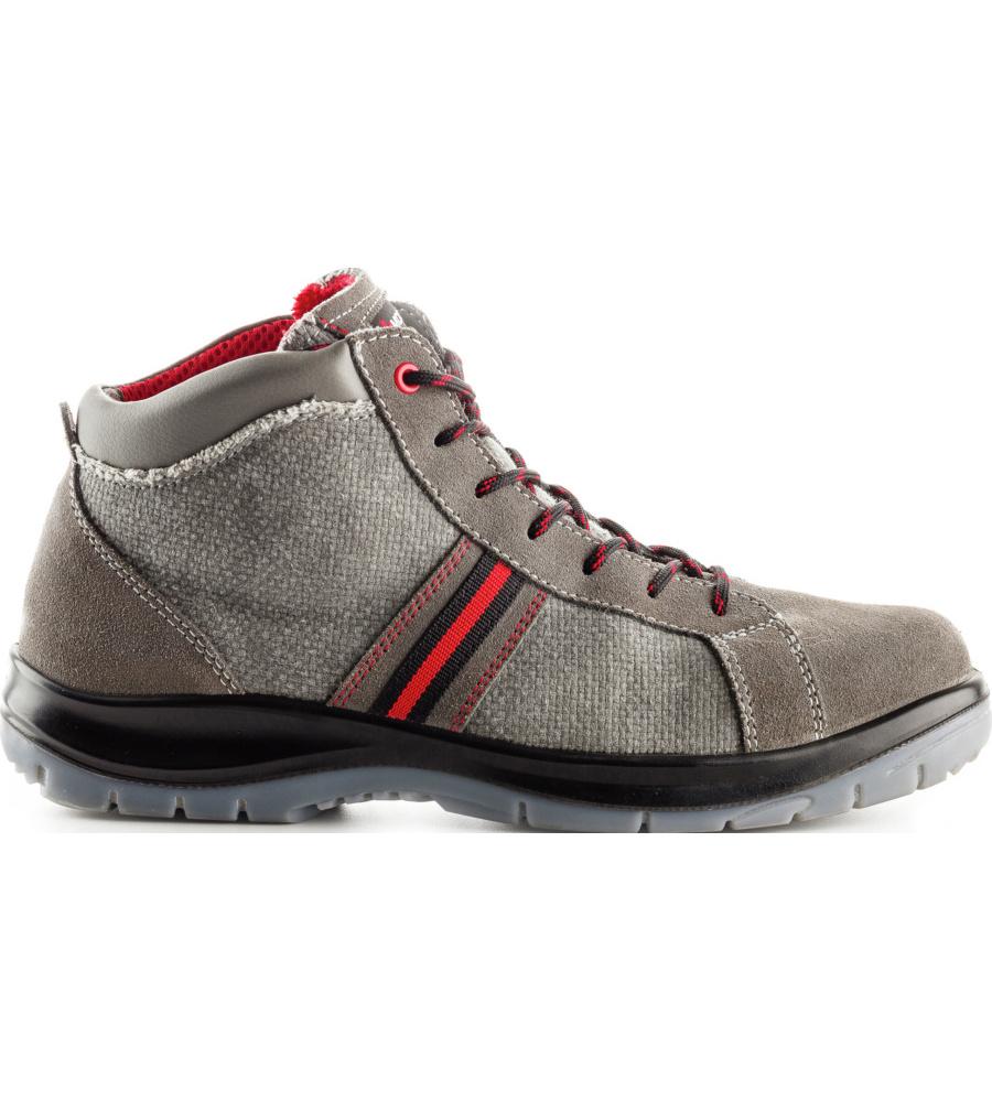 Bota de seguridad s3 fashion gris for Botas de seguridad s3